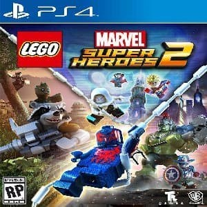 *Lego Marvel Super Heroes 2