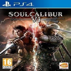 * Soul Calibur 6