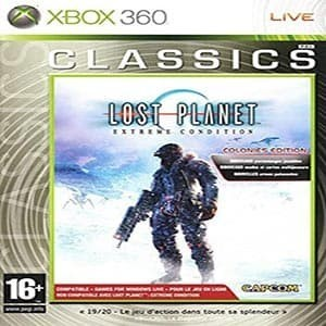 Lost Planet Colonies Edition