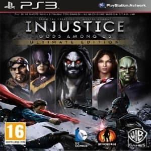 Injustice Ultimate