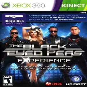 Black Eyed Peas Kinect