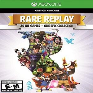 Rare Replay 30 Giochi