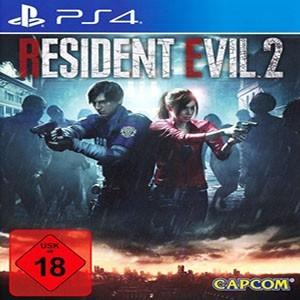 * Resident Evil 2