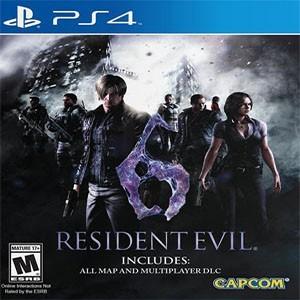 * Resident Evil 6