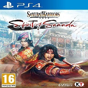 Samurai Warriors Spirit